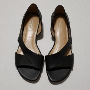 Naturalizer N5 Comfort | Leather Sandals | Size 7